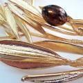 Βραβεια - Επιχειρηματικα Δωρα - Επίχρυσο φυσικό στεφάνι ελιάς