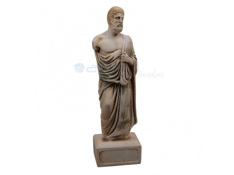 Αγαλματίδιο Ιπποκράτης σε βάση